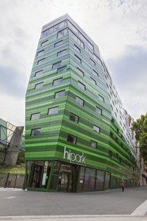 Apart Hotel Hipark Paris La Villette Th District - Hotel porte de la villette