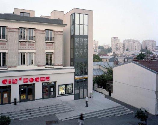 Cinéma Cin'hoche Bagnolet