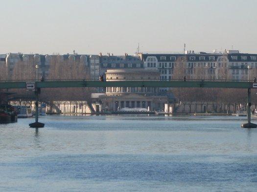 Bassin de la Villette - Rotonde - Paris