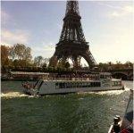 Valentine's day cruise Paris