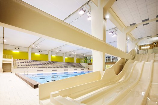 Centre aquanautique camille muffat piscine de rosny sous bois for Piscine 93