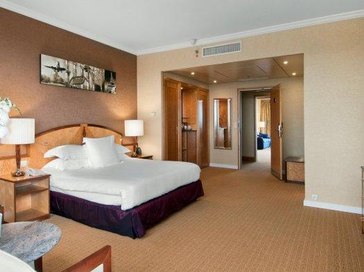 Hôtel Hilton CDG Airport - chambre