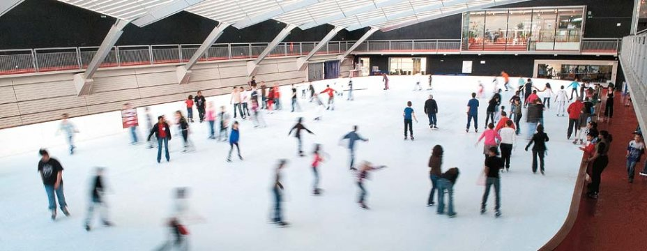 Patinoire Pailleron Paris 19
