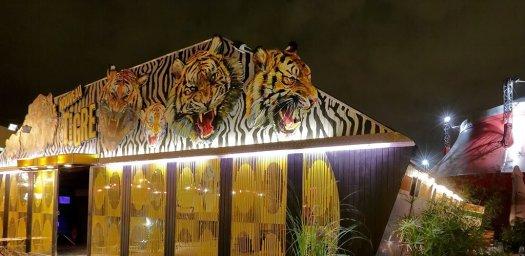 Le Nouveau Tigre, restaurant du Cirque Electrique