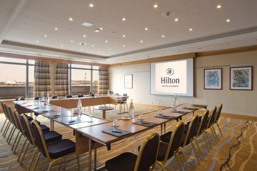 Hilton Paris CDG Airport