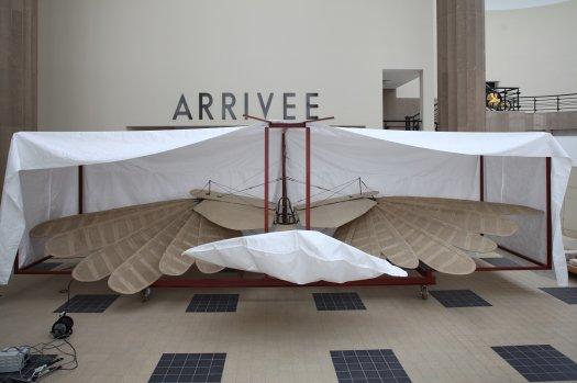 Exposition Lattitude 48.9333 - MAE du Bourget
