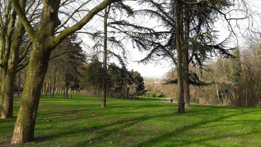 Parc de Romainville