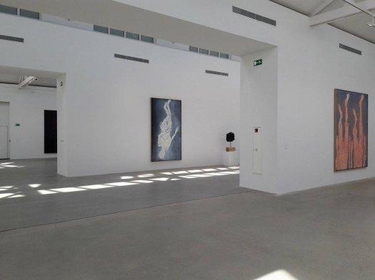 Galerie Thaddaeus Ropac expo Georg Baselitz