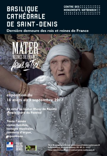 Mater par Arilès de Tizi à Saint-Denis