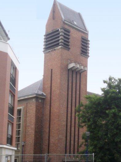 Eglise Saint-Jean-l'évangéliste à Drancy