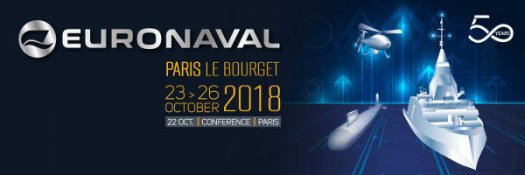 Euronaval 2017 Paris Le Bourget - salon professionnel