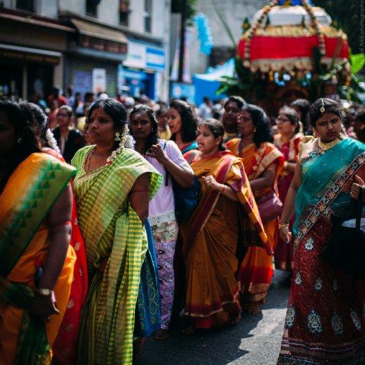 Fête de Ganesh 2017 par Mahdi Aridj