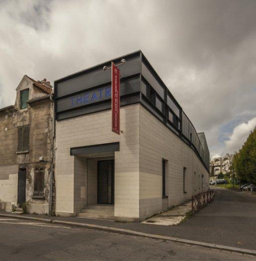 Salle Maria Casarès, nouveau théâtre de Montreuil