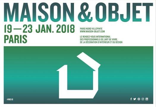 Salon maison objet paris 2018 parc des expositions for Salon maison et objet paris