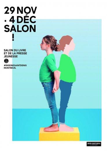 Salon du livre et de la presse jeunesse montreuil - Salon livre jeunesse ...