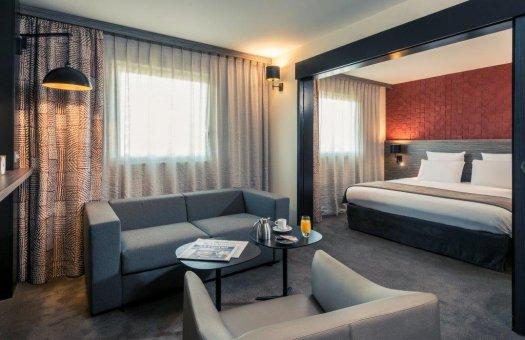 Hôtel Mercure Paris Porte de Pantin - suite
