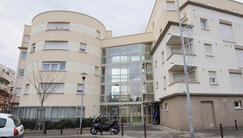 résidence étudiante Les Estudines Frères Lumières Romainville