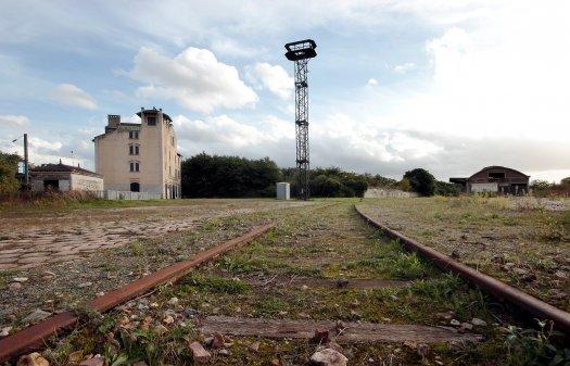 Gare de déportation de Bobigny