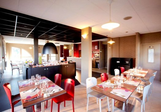 Restaurant de l'Hôtel campanile Livry-Gargan
