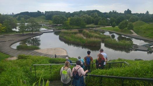 Cité-rando Stains-Dugny Printemps des cités-jardins 2018