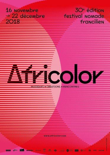 Affiche du festival Africolor 2018