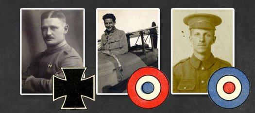 Trois pilotes, une guerre au Musée de l'Air