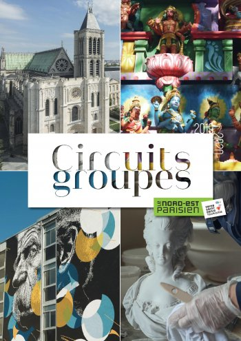 Visits for groups in France