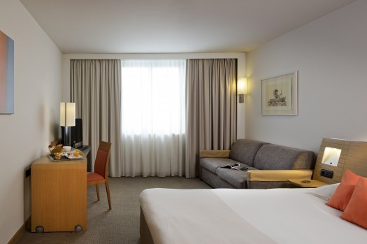 Novotel Roissy CDG Convention & Spa