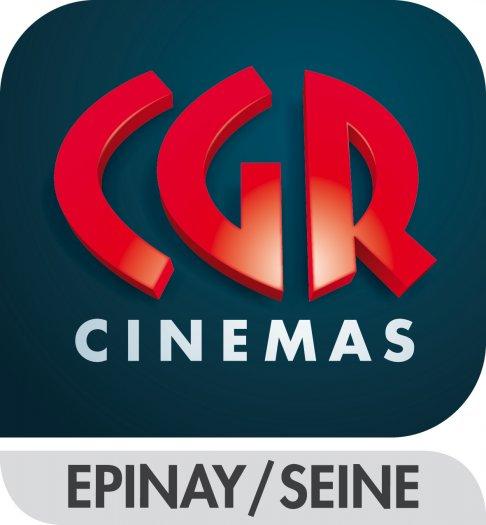 Cinéma CGR Epinay-sur-Seine logo