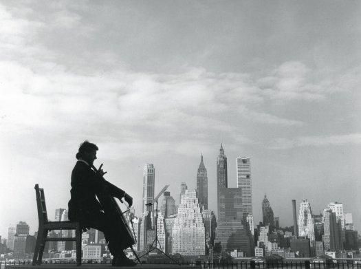 Doisneau et la musique à la Philharmonie de Paris