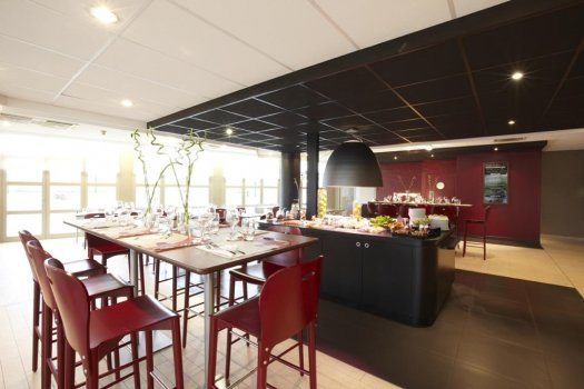 Restaurant Campanile Paris Est Bobigny