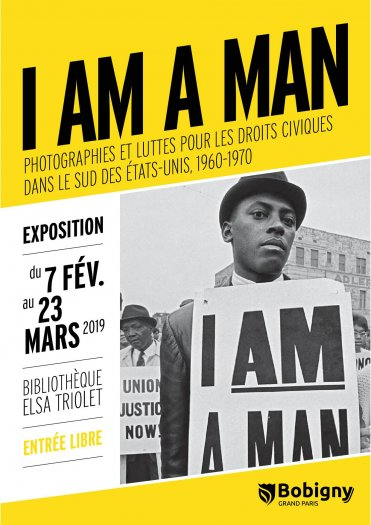 Exposition temporaire I am a Man