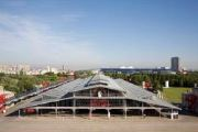 Conventions and trade fairs in the Grande Halle