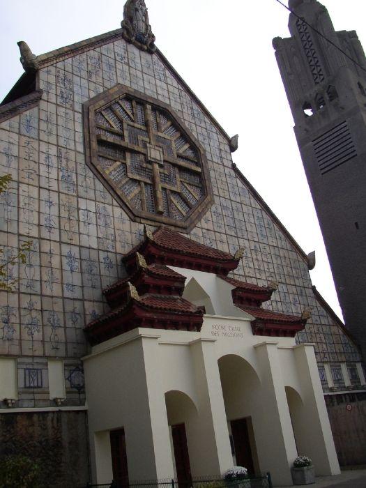 Eglise ND des Missions d'épinay