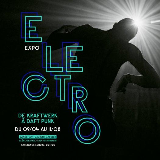 Expo Electro à La Philharmonie