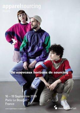 Salon pro Apparelsourcing septembre 2019 - Bourget