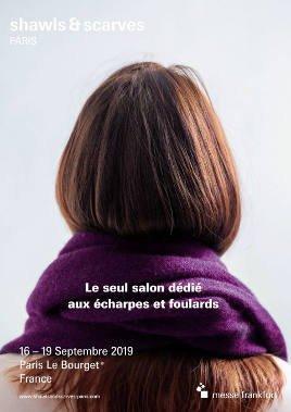Salon Shawls & Scarves au Bourget septembre 2019
