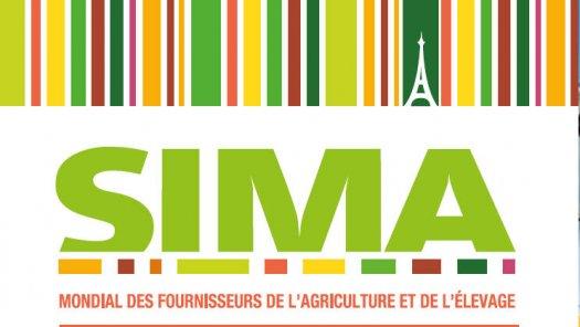 SIMA SIMAGENA salon pro agriculture à Paris Nord Villepinte