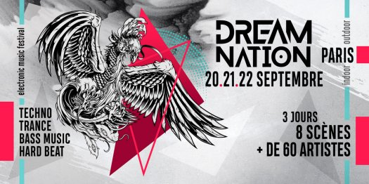Dream nation Paris 2019