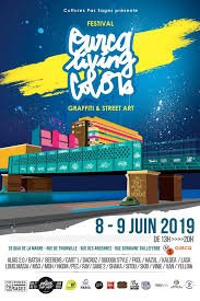 Ourcq living colors affiche 2019
