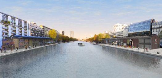 cinémas MK2 quai de Seine et quai de Loire