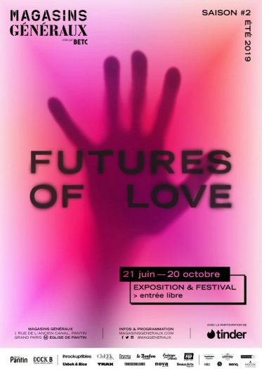 Futures of Love Affiche
