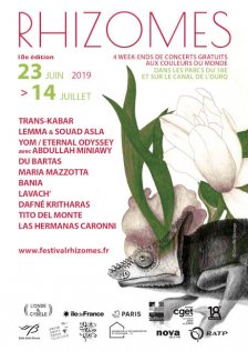 Sorties culturelles du 25 juin au 1er juillet 2019