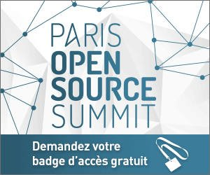 Open Source Summit - Docks de Paris - salon pro