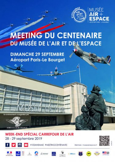 meeting du centainaire - MAE 2019