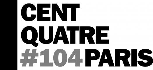 Logo Centquatre Paris