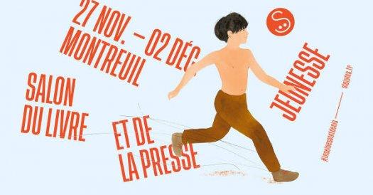 Salon Du Livre Et De La Presse Jeunesse A Montreuil Slpj 2019