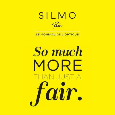 SILMO Paris - salon pro de lunetterie et optique Paris Nord Villepinte