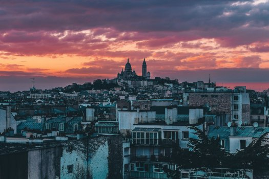 Montmartre © Grillot Edouard on Unsplash