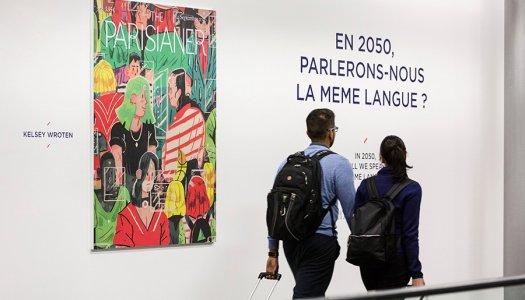 Exposition The Parisianer CDG
